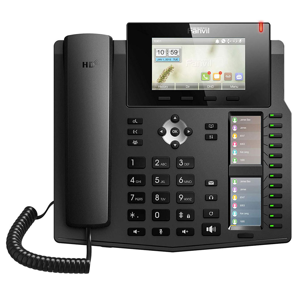 Fanvil X6 Enterprise IP Telephone Set