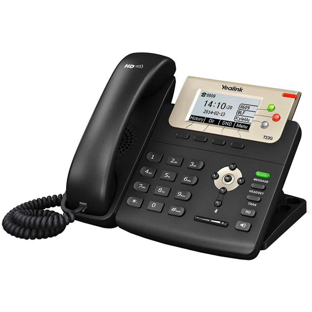 Yealink SIP-T23G IP Phone Set