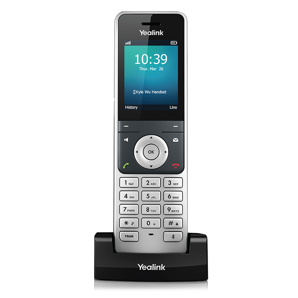 Yealink W60P Wireless Phone