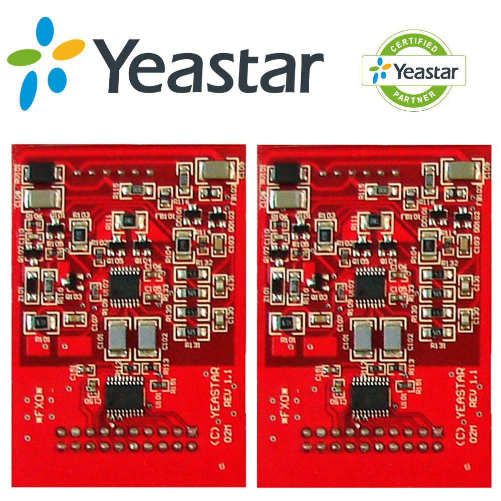 Yeastar O2 Module
