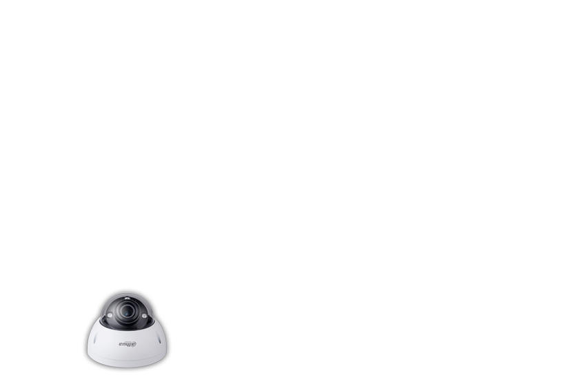 Dahua IP Dome Camera